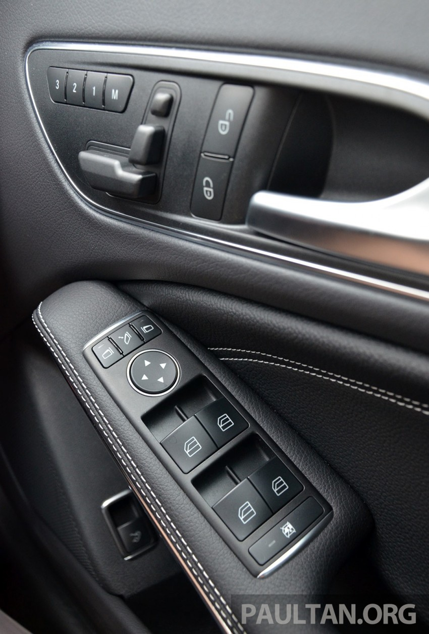 DRIVEN: Mercedes-Benz CLA 200 – of flash and flaws Image #244374