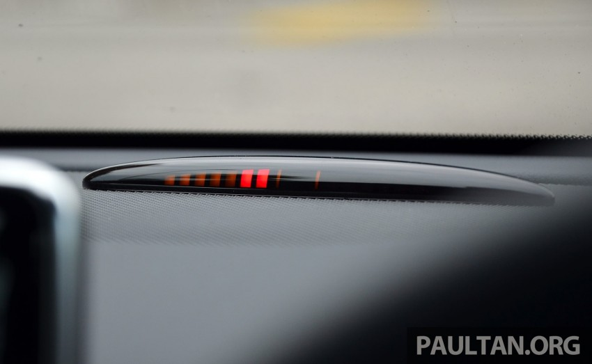 DRIVEN: Mercedes-Benz CLA 200 – of flash and flaws Image #244377