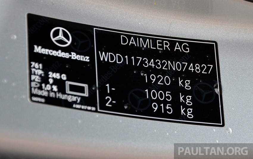 DRIVEN: Mercedes-Benz CLA 200 – of flash and flaws Image #244378