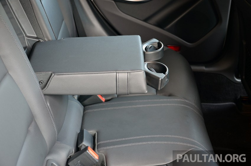 DRIVEN: Mercedes-Benz CLA 200 – of flash and flaws Image #244379