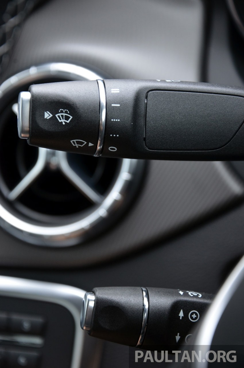 DRIVEN: Mercedes-Benz CLA 200 – of flash and flaws Image #244338