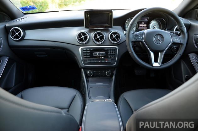 Mercedes CLA 200 Review- 53