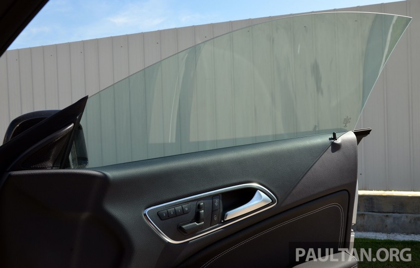 DRIVEN: Mercedes-Benz CLA 200 – of flash and flaws Image #244394