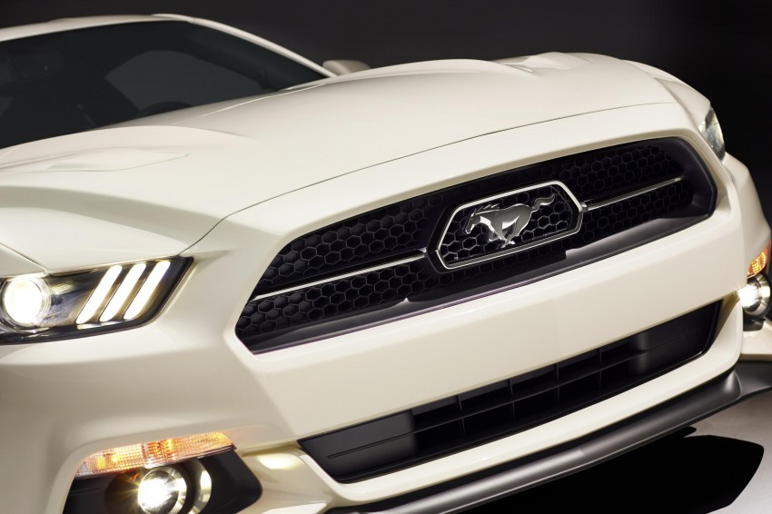 Ford Mustang 50 Year Limited Edition – only 1,964 Image #241839