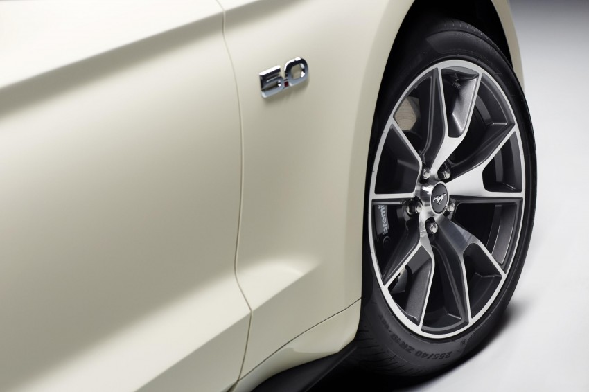 Ford Mustang 50 Year Limited Edition – only 1,964 Image #241836
