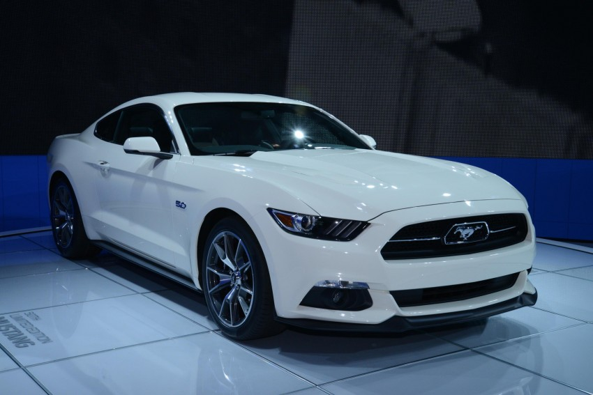 Ford Mustang 50 Year Limited Edition – only 1,964 Image #241826