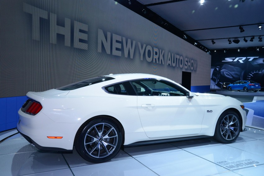 Ford Mustang 50 Year Limited Edition – only 1,964 Image #241825
