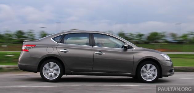 New_Nissan_Sylphy_1.8_VL_004