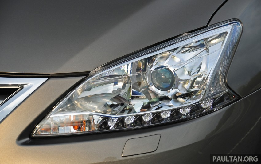 DRIVEN: New Nissan Sylphy 1.8 is a smooth operator Image #242044
