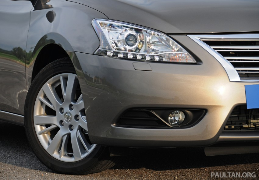 DRIVEN: New Nissan Sylphy 1.8 is a smooth operator Image #242048