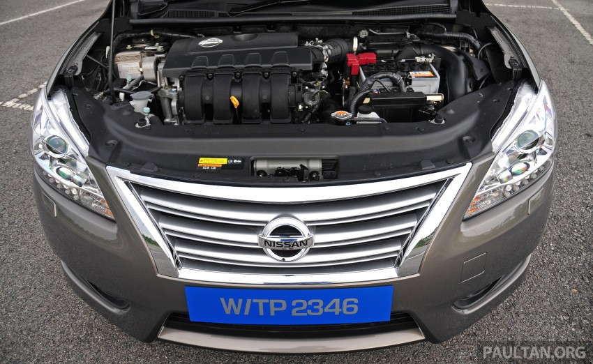 DRIVEN: New Nissan Sylphy 1.8 is a smooth operator Image #242061