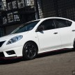 Nissan Almera NISMO Performance Package 11