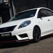 Nissan Almera NISMO Performance Package 12