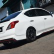 Nissan Almera NISMO Performance Package 16