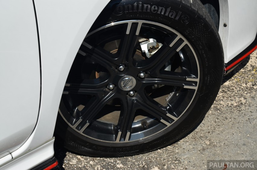 DRIVEN: Nissan Almera Nismo Performance Package Image #243438