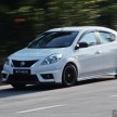 Nissan Almera NISMO Performance Package 2