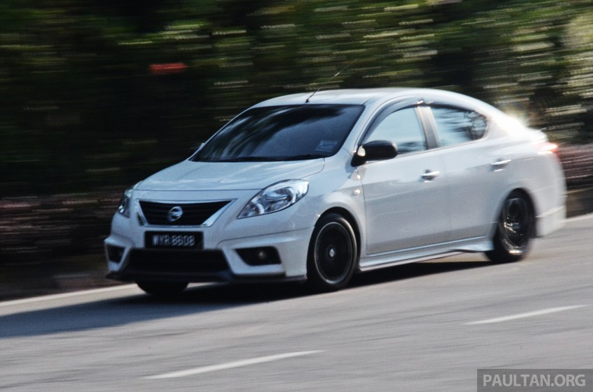 DRIVEN: Nissan Almera Nismo Performance Package Image #243423