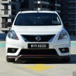 Nissan Almera NISMO Performance Package 31