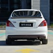 Nissan Almera NISMO Performance Package 32