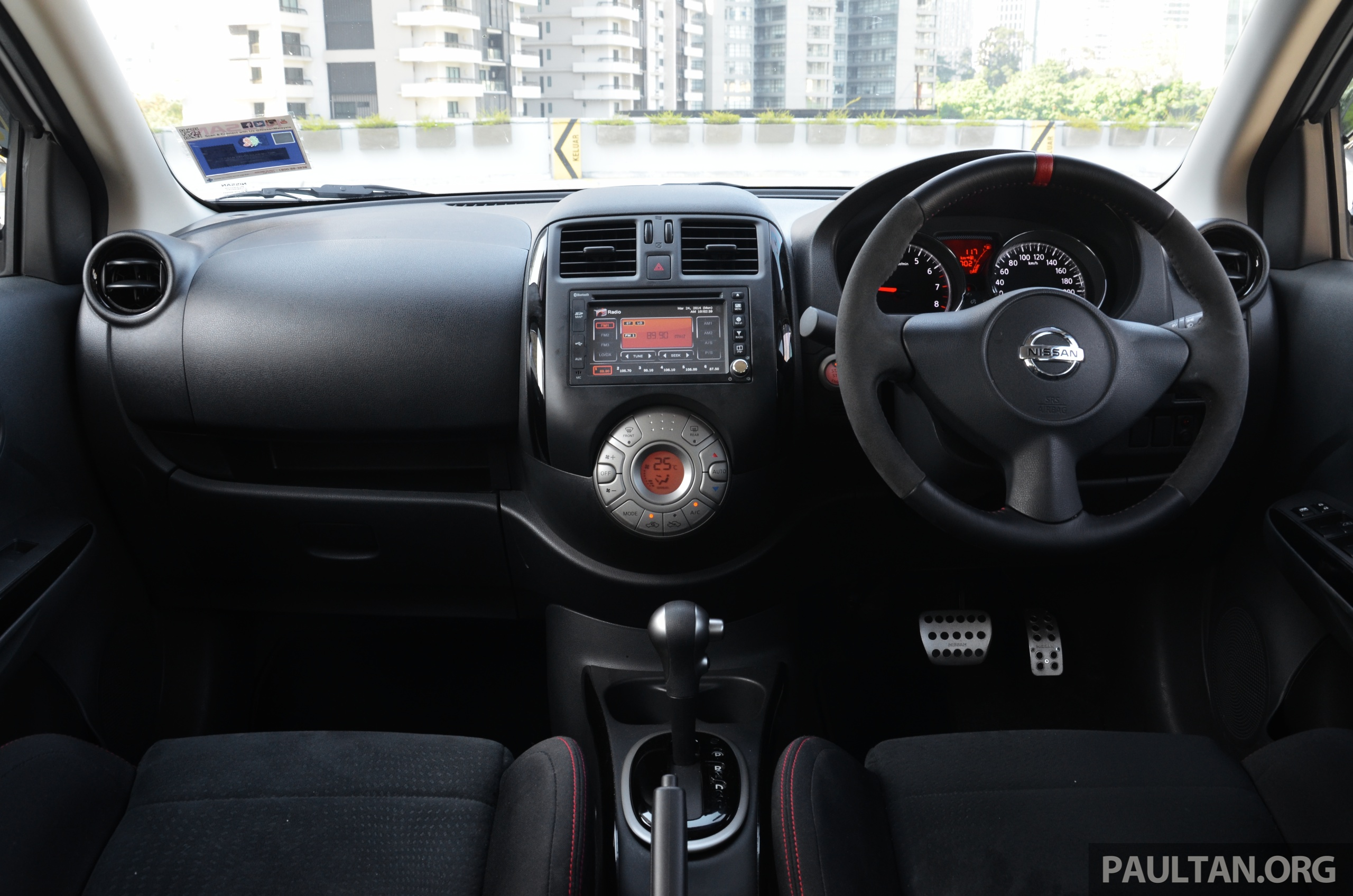 Driven Nissan Almera Nismo Performance Package Paul Tan