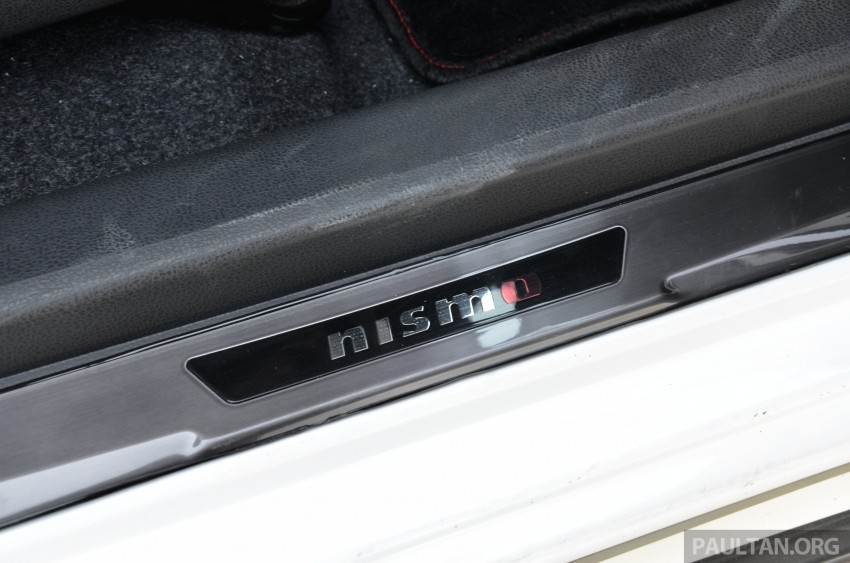 DRIVEN: Nissan Almera Nismo Performance Package Image #243459