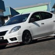 Nissan Almera NISMO Performance Package 5