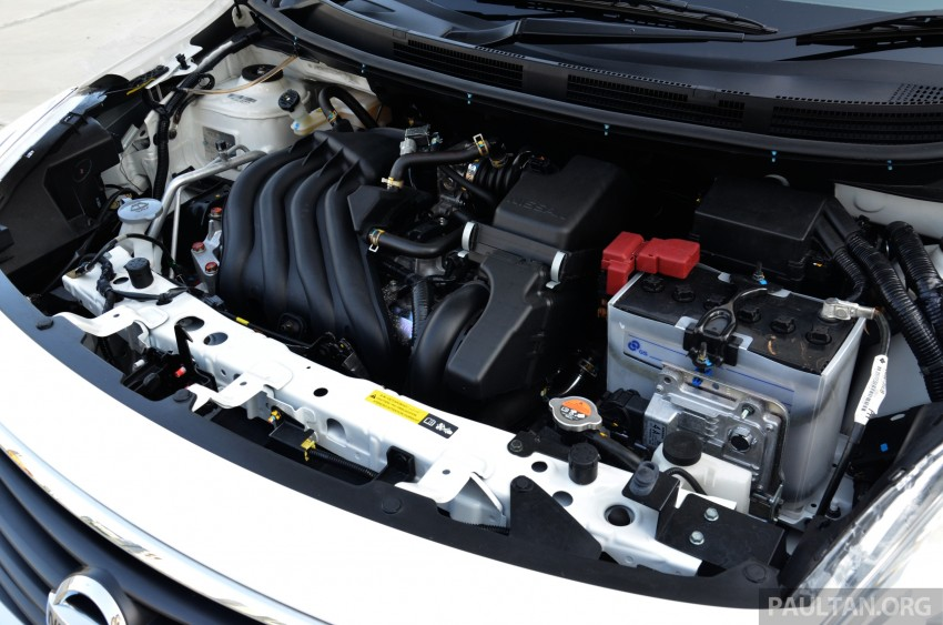 DRIVEN: Nissan Almera Nismo Performance Package Image #243471