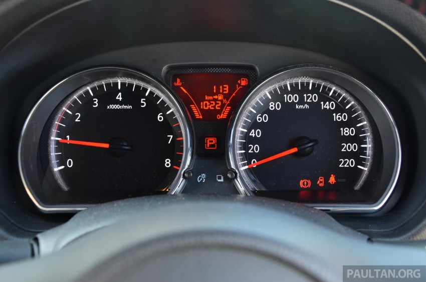 DRIVEN: Nissan Almera Nismo Performance Package Image #243472
