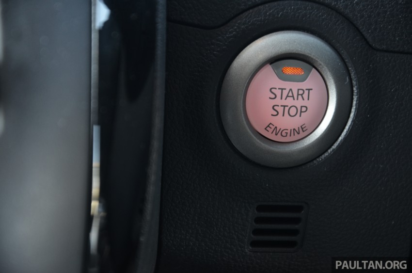 DRIVEN: Nissan Almera Nismo Performance Package Image #243475
