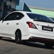 Nissan Almera NISMO Performance Package 8