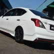 Nissan Almera NISMO Performance Package 9
