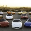 Mazda MX5 25 Year