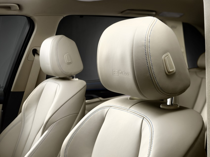 Updated BMW Concept X5 eDrive shown in New York Image #240988