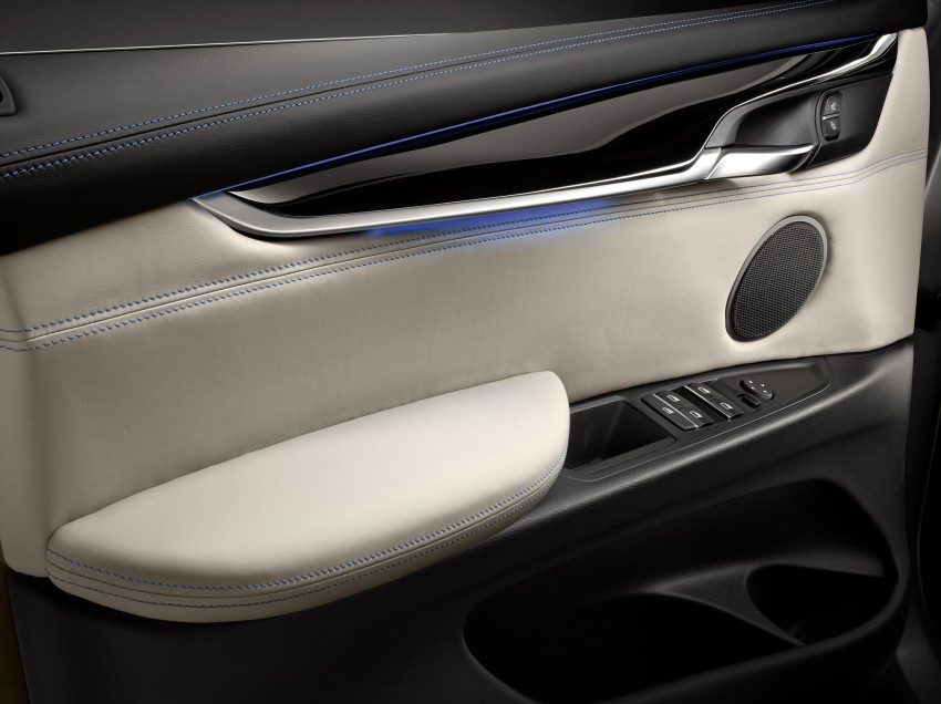 Updated BMW Concept X5 eDrive shown in New York Image #240989