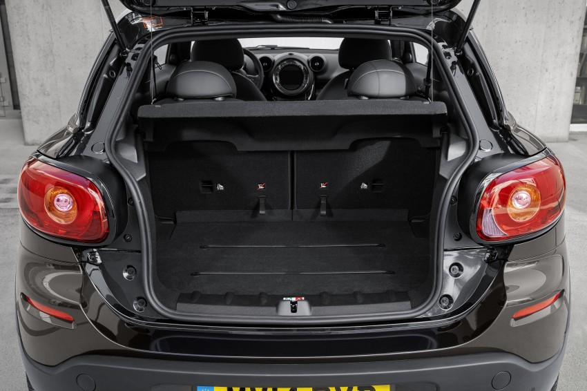 MINI Paceman gets very minor facelift, Beijing debut Image #242485