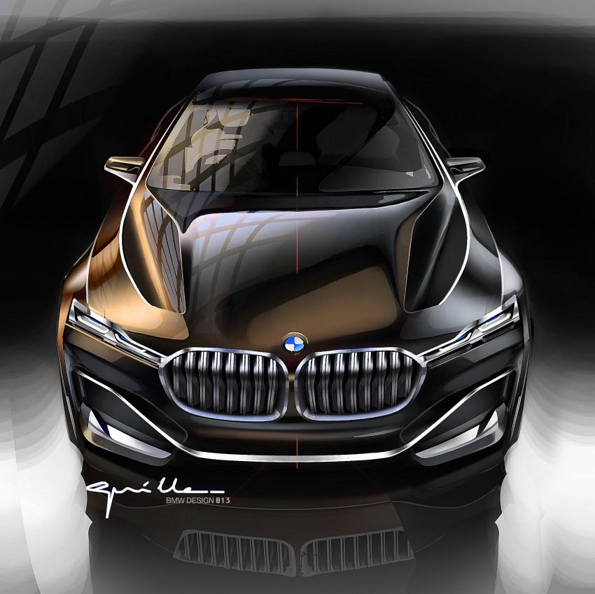 BMW Vision Future Luxury – 9 Series imminent? Image #242542