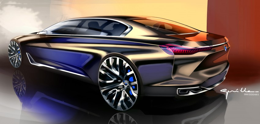 BMW Vision Future Luxury – 9 Series imminent? Image #242544