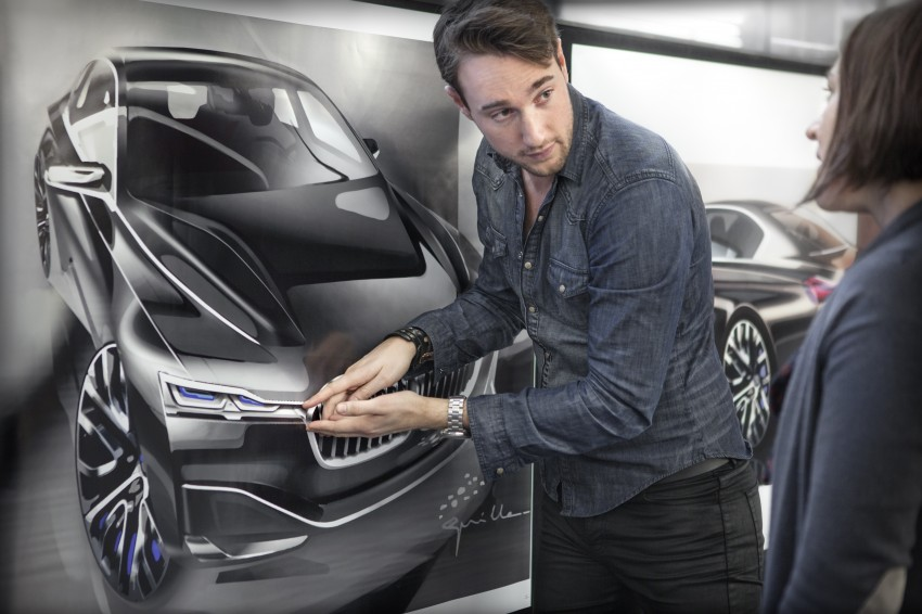 BMW Vision Future Luxury – 9 Series imminent? Image #242588