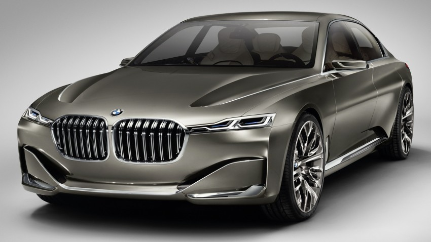 BMW Vision Future Luxury – 9 Series imminent? Image #242529