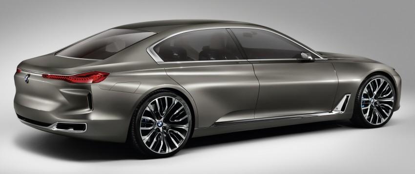 BMW Vision Future Luxury – 9 Series imminent? Image #242530