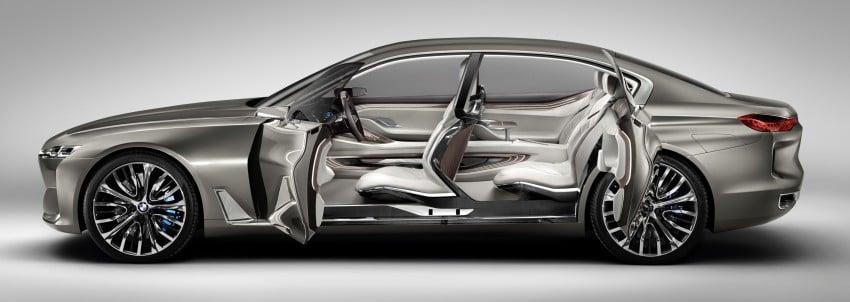 BMW Vision Future Luxury – 9 Series imminent? Image #242533