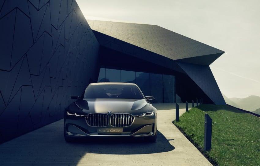 BMW Vision Future Luxury – 9 Series imminent? Image #242604