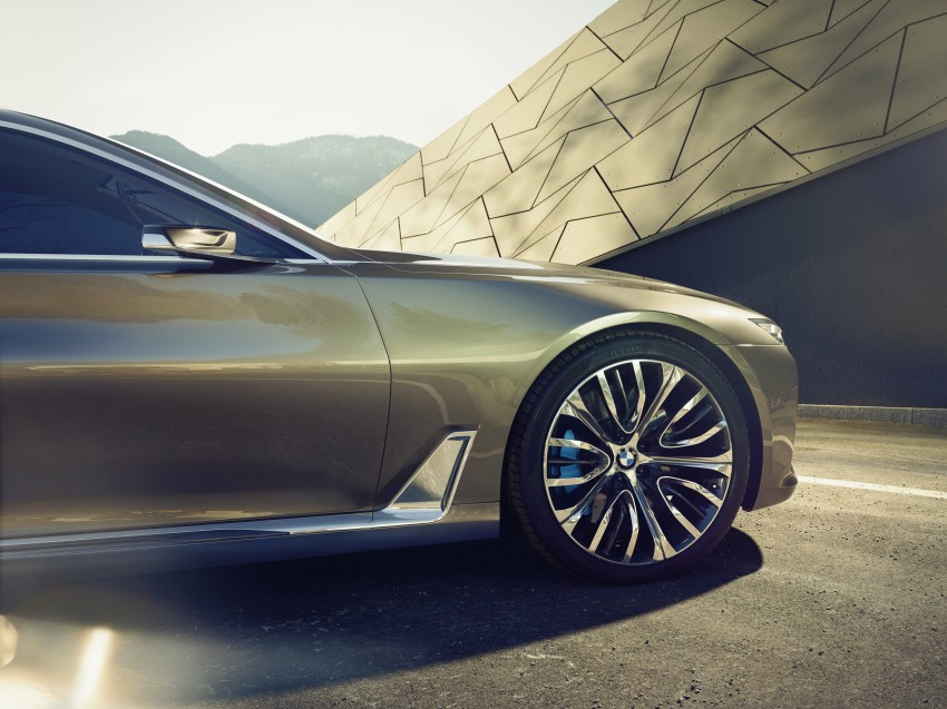 BMW Vision Future Luxury – 9 Series imminent? Image #242606