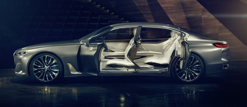 BMW Vision Future Luxury – 9 Series imminent? Image #242599