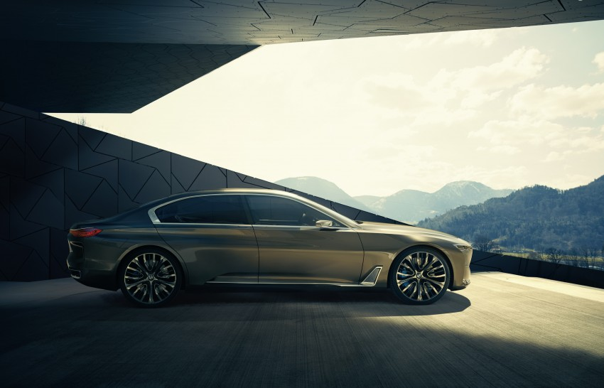 BMW Vision Future Luxury – 9 Series imminent? Image #242600