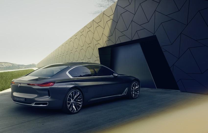 BMW Vision Future Luxury – 9 Series imminent? Image #242603