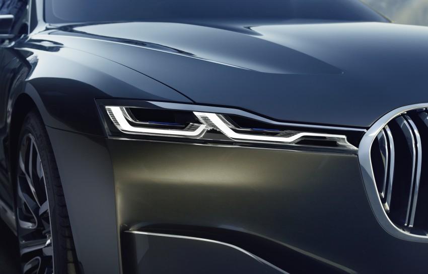 BMW Vision Future Luxury – 9 Series imminent? Image #242597