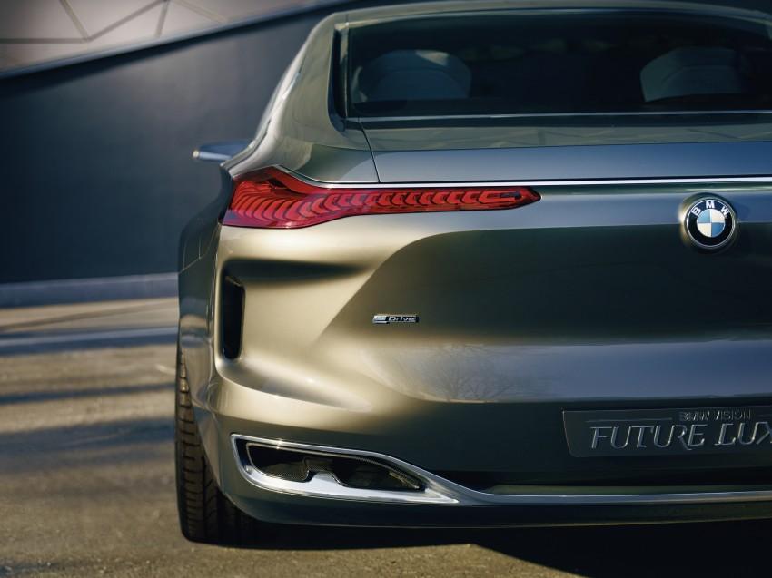 BMW Vision Future Luxury – 9 Series imminent? Image #242598