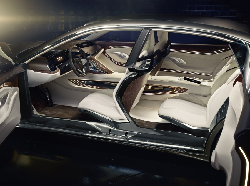 BMW Vision Future Luxury – 9 Series imminent? Image #242558