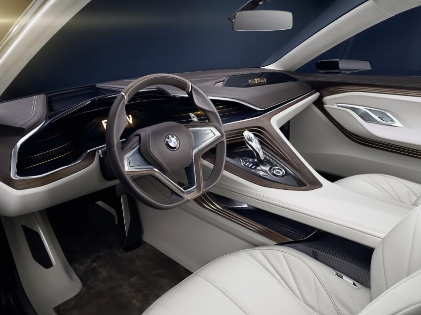 BMW Vision Future Luxury – 9 Series imminent? Image #242563